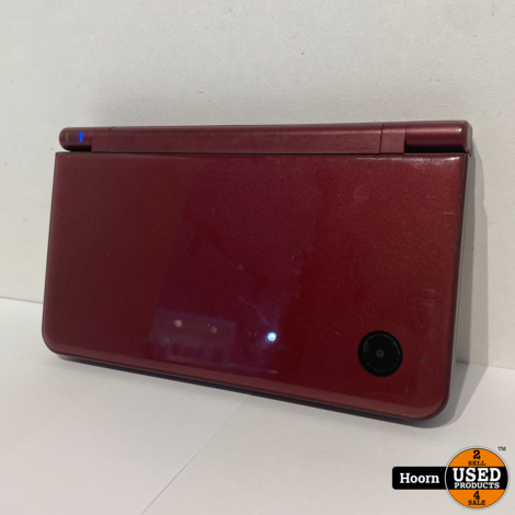 Nintendo DSi XL Rood excl. Lader