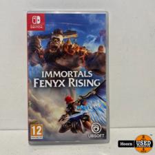 Nintendo Switch Game: Immortals Fenyx Rising