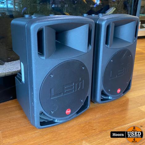 LEM D400 Actieve Luidspreker met DSP Processor Set