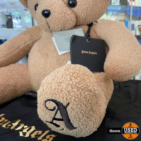 Palm Angels Teddy Bear Brown Black PMZG017R21FAB001 Nieuw