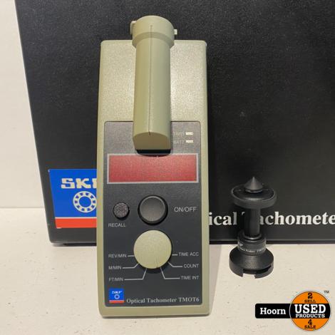 SKF Optical Tachometer TMOT 6 in Koffer