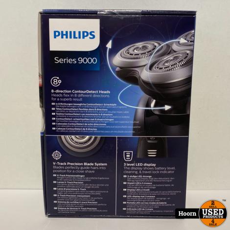 Philips Shaver Series 9000 S9041/12 Elektrisch Scheerapparaat Nieuw in Doos