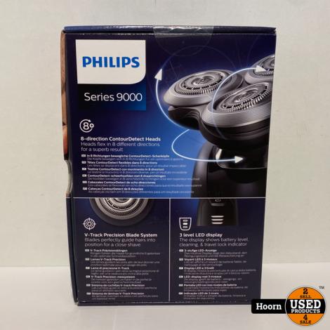 Philips Shaver Series 9000 S9151/12 Elektrisch Scheerapparaat Nieuw in Doos