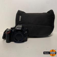 Nikon Nikon D3200 24.2 MP Digitale Spiegelreflexcamera Losse Body