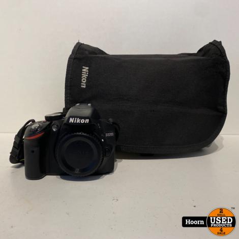 Nikon D3200 24.2 MP Digitale Spiegelreflexcamera Losse Body