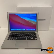 Apple Macbook Macbook Air 2017 13'' inch | 8GB RAM |128GB SSD | 1.8GHz Dual Core i5 Compleet in Doos incl. Lader