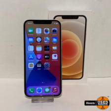 Apple iPhone iPhone 12 64GB Wit Compleet in Doos incl. Lader Accu: 97%