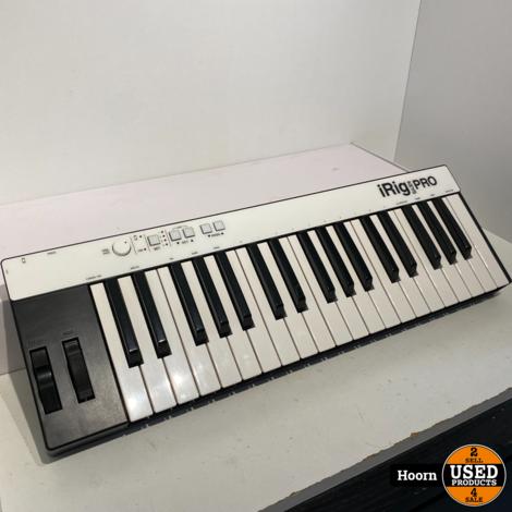 IK Multimedia iRig Keys Pro Midi-Keyboard in Doos
