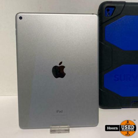 iPad Air 2 64GB Wifi Space Gray incl. Lader in Zeer Nette Staat