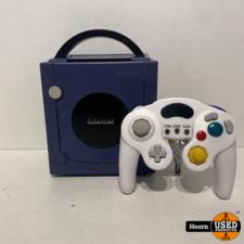 Nintendo Nintendo GameCube Paars Compleet met Controller