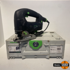 Festool Festool PSB 300 EQ-Plus Decoupeerzaagmachine - 720W - 120mm in Systainer