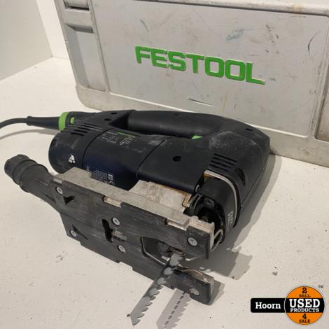 Festool PSB 300 EQ-Plus Decoupeerzaagmachine - 720W - 120mm in Systainer