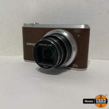 samsung Samsung WB350F Compact Camera WiFi 16.3MP 21X Zoom