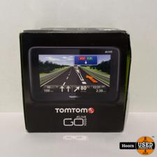 TomTom GO 1005 Live Navigatiesysteem Europa in Doos