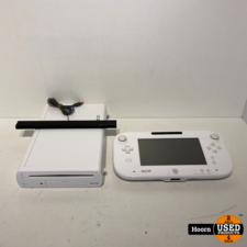 Nintendo Wii U 32GB Wit Compleet incl. Gamepad