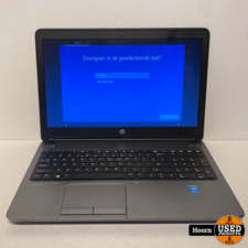 HP HP Probook 650 G1 15,6 Inch Laptop incl. Lader