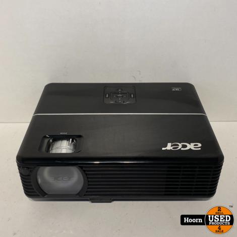Acer P1165 Beamer/Projector 2400lm Compleet incl. Scherm