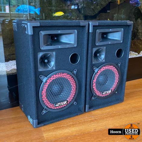 MAX XEN3508 PA 500W Speakers\Luidsprekers ZGAN