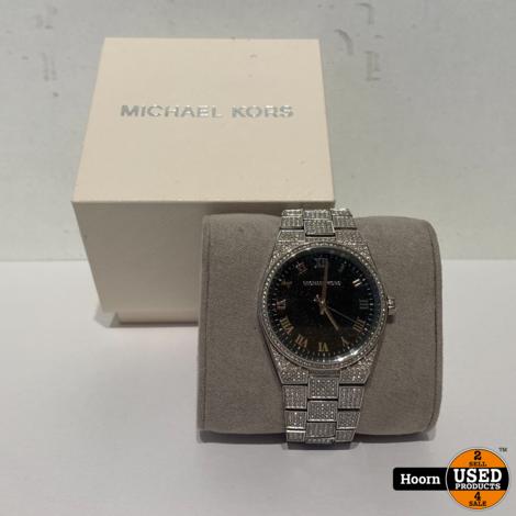 Michael Kors MK6089 Channing Horloge in Doos met Extra Schakels