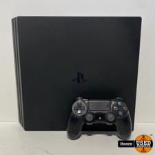 Playstation 4 Playstation 4 Pro Zwart 1TB Compleet incl. Controller