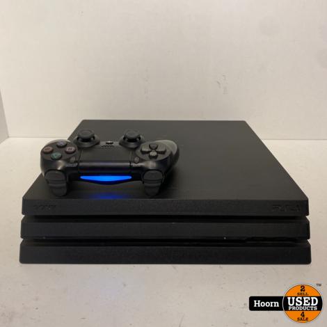 Playstation 4 Pro Zwart 1TB Compleet incl. Controller