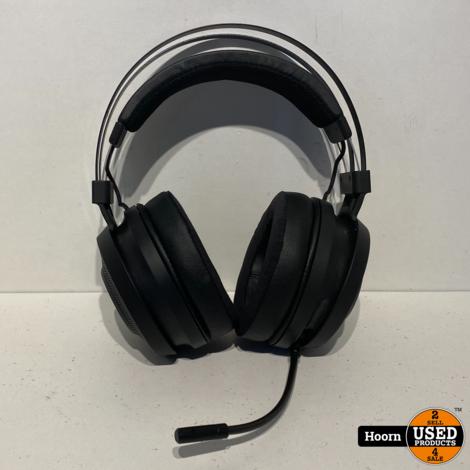 Razer Nari Essential THX Draadloze Gaming Headset Compleet in Zeer Nette Staat