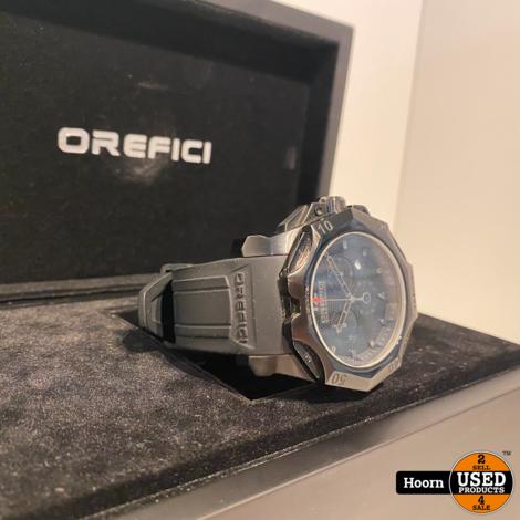 OREFICI ORM11C4802 Heren Horloge 48mm Special Edition ZGAN in Doos