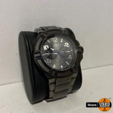 Guess W0041G1 Heren Horloge Tiesto Edition