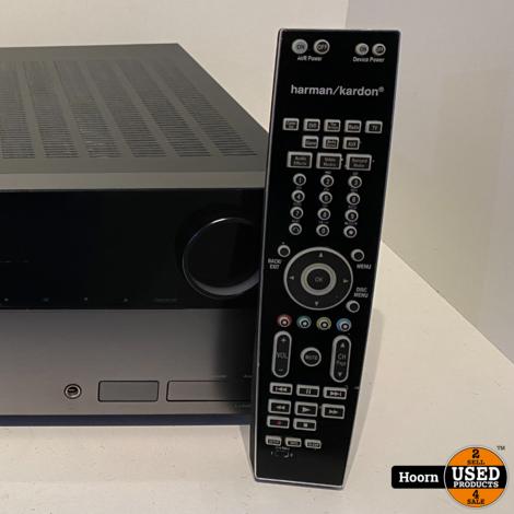 Harman Kardon AVR 360 7.1 Versterker/receiver incl. AB