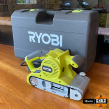 Ryobi EBS-1310V Bandschuurmachine 1350W in Koffer