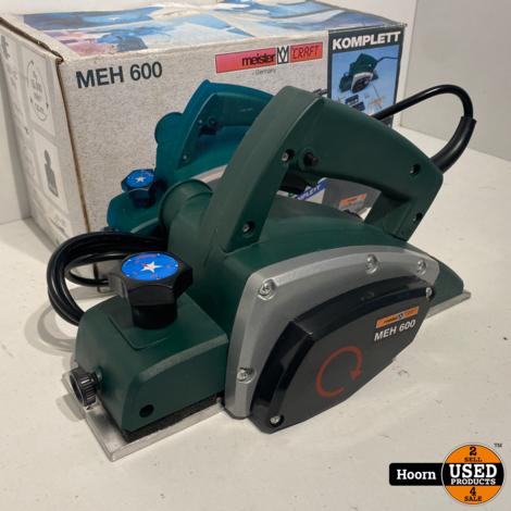 Meister Craft 600W Schaaf Machine in Doos