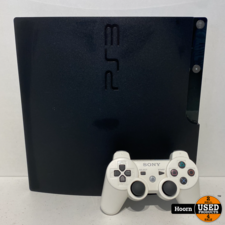 sony Sony Playstation 3 Slim Zwart 250GB Compleet met Controller