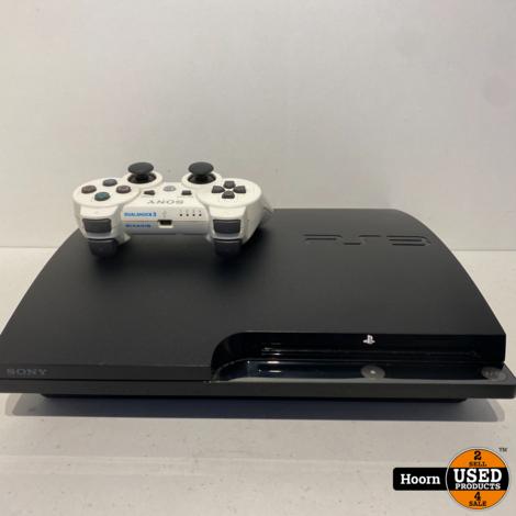 Sony Playstation 3 Slim Zwart 250GB Compleet met Controller