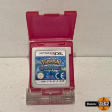 Nintendo 3DS Game: Pokemon Alpha Sapphire Losse Cassette