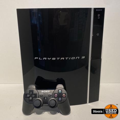 Playstation 3 Phat 80GB Zwart Compleet met Controller