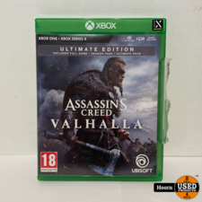 XBOX One Game: Assassins Creed Valhalla