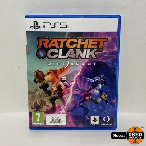 Playstation 5 Game: Ratchet en Clank Rift Apart