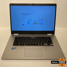 asus Asus C523NA-EJ0348 Chromebook 15.6 inch   64GB SSD   4GB RAM   incl. Lader