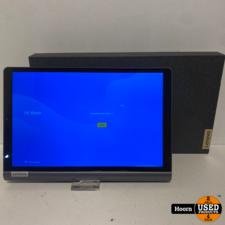 lenovo Lenovo YT-X705F Yoga Smart Tab 32GB Iron Grey 10.1'' Tablet Compleet in Doos