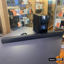 LG LG SH2 2.1 Soundbar Zwart