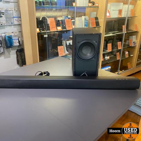 LG SH2 2.1 Soundbar Zwart