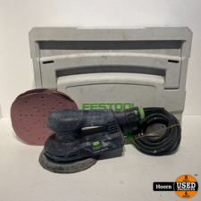 Festool Festool ETS EC 150/3 EQ Excenterschuurmachine Ø150mm 400W in Systainer