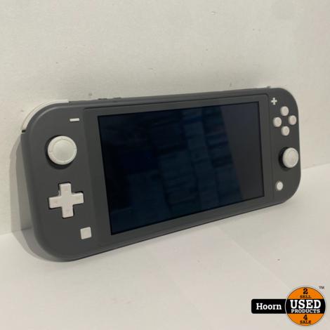 Nintendo Switch Lite 2019 Grijs incl. Lader