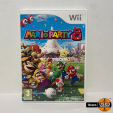 Nintendo Nintendo Wii Game: Mario Party 8