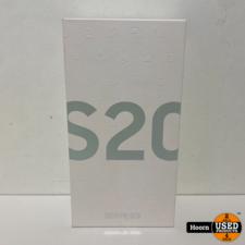 samsung Samsung S20 FE 5G 128GB Cloud Mint Nieuw Geseald