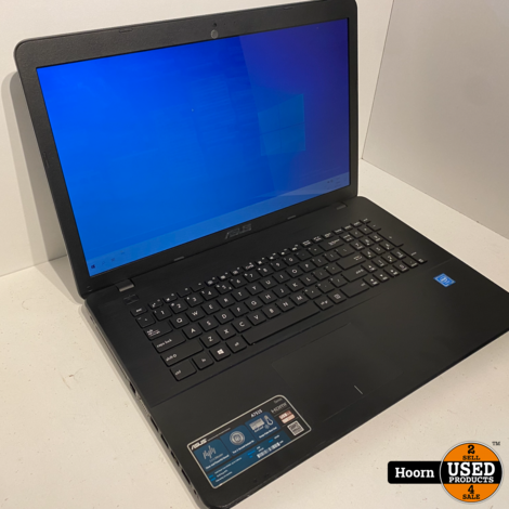 Asus VivoBook A751SA-TY106T 17.3'' Laptop incl. Lader