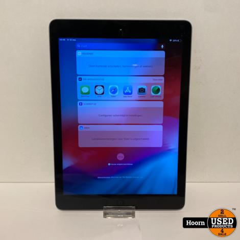 Apple iPad Air 1 16GB Space Gray Los incl. Lader