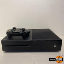 XBOX One 500GB Zwart Compleet incl. Controller