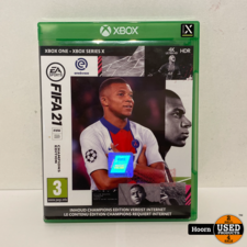 XBOX One/X Game: FIFA 21