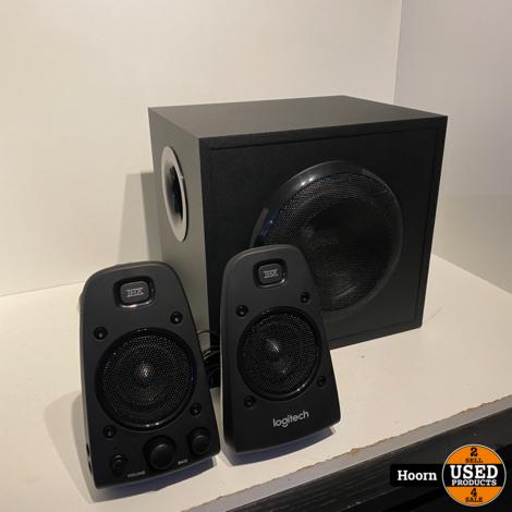 Logitech Z623 THX 2.1 Speakersysteem 400W Compleet